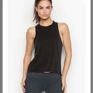 VICTORIA'S SECRET High-neck Seamless Tank NWT